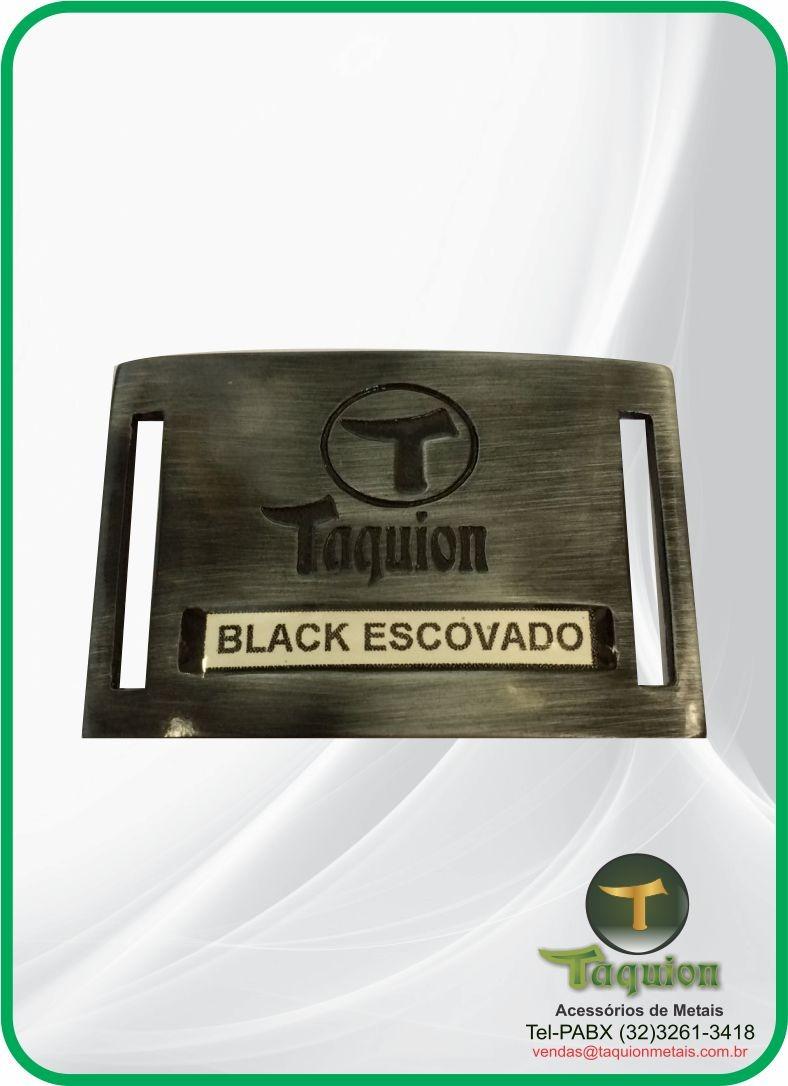 Black escovado
